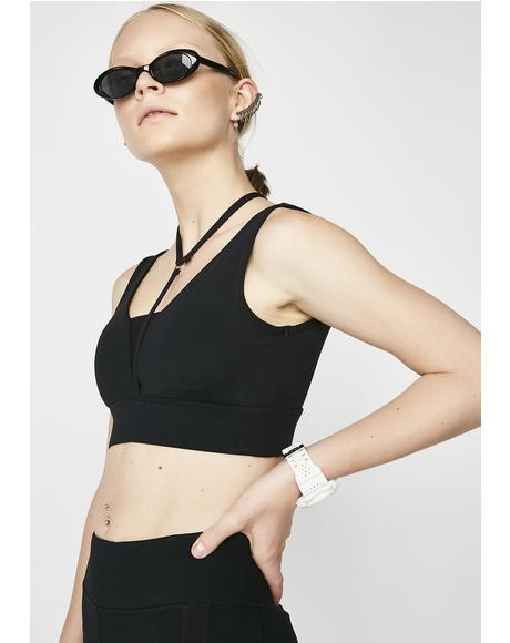 Strappy Tingz Sports Bra