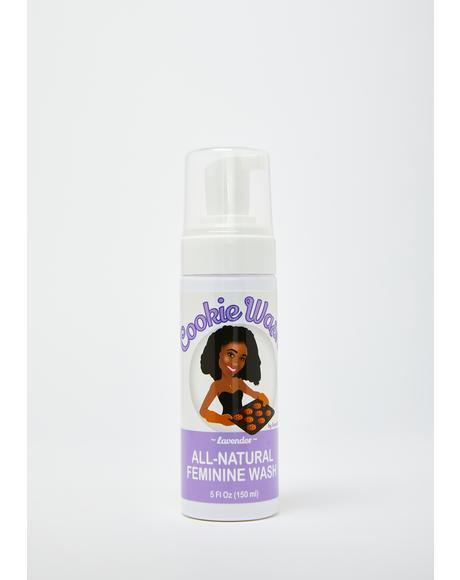 Lavender Cookie Feminine Wash