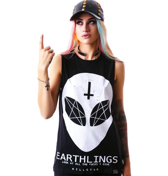 Killstar Earthlings Tank
