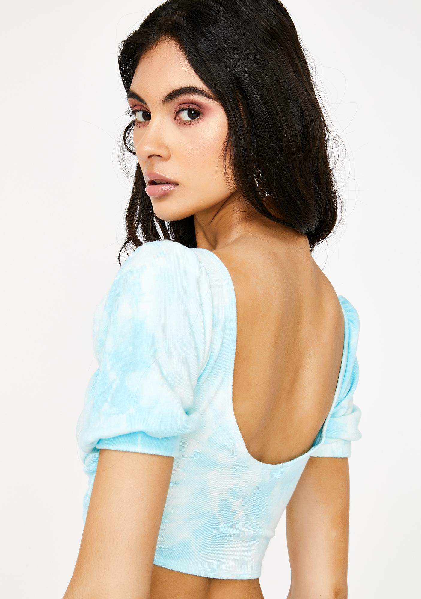 Selkie Woodstock Crop Top