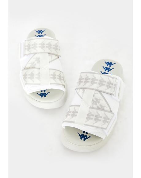 White 222 Banda Mitel 1 Slides