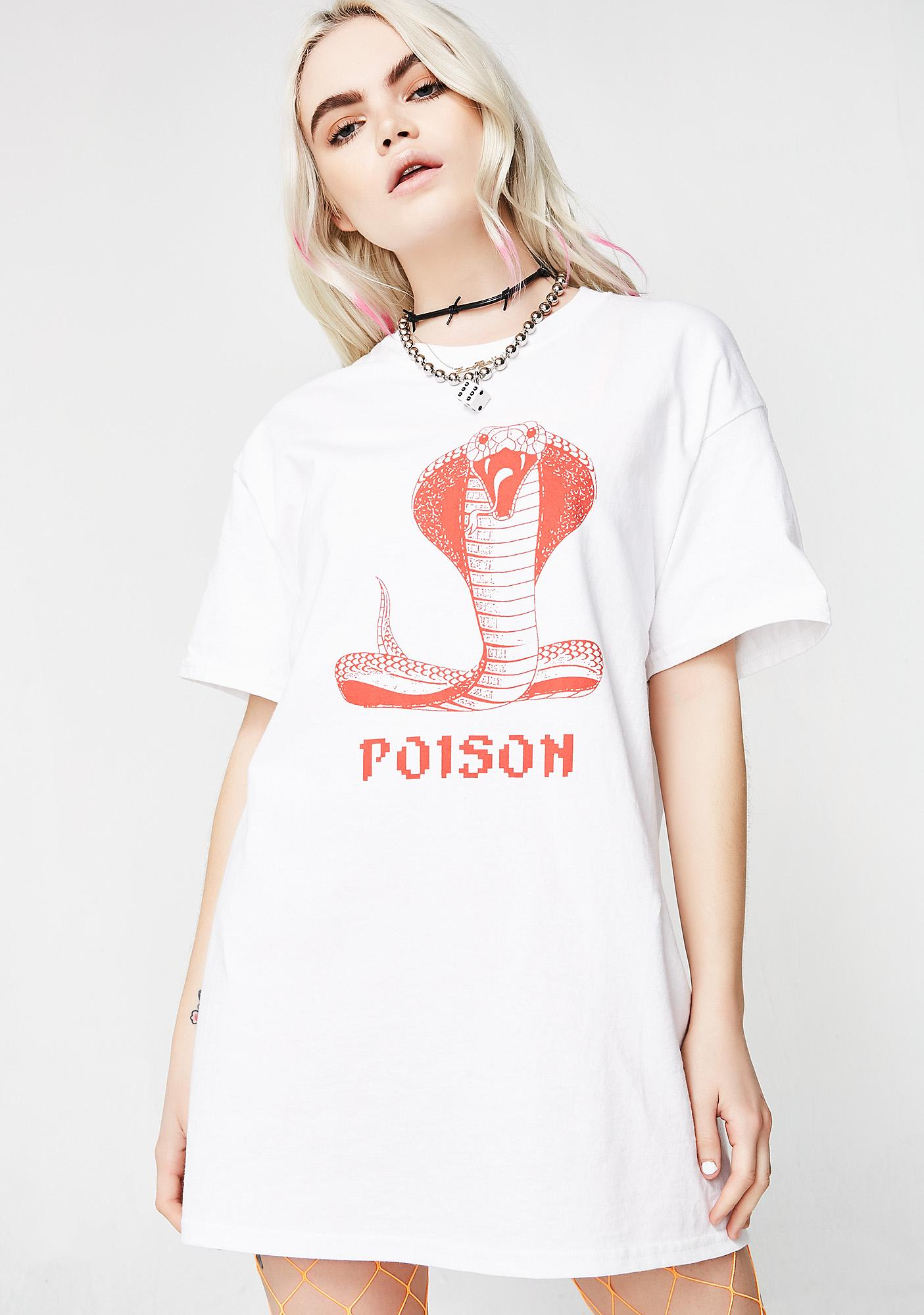 The Ragged Priest Cobra Poison Tee