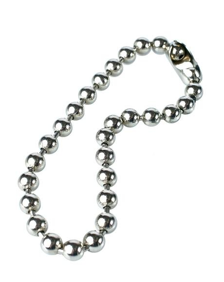 Big Azz Ball �N Chain Necklace