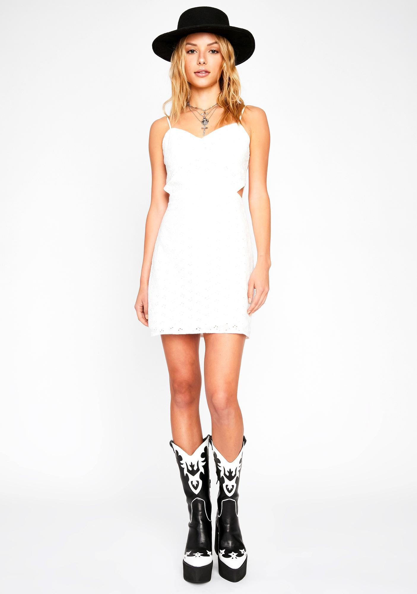 Take Me Home Mini Dress
