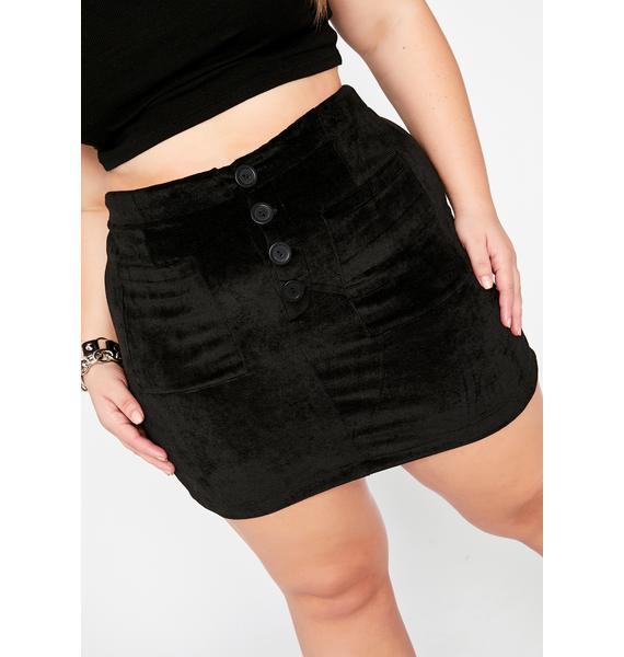 Wild Resident Misfit Mini Skirt