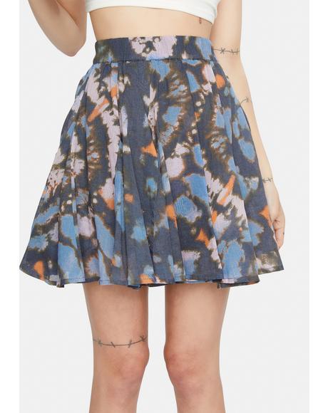 Sway My Way Mini Skirt