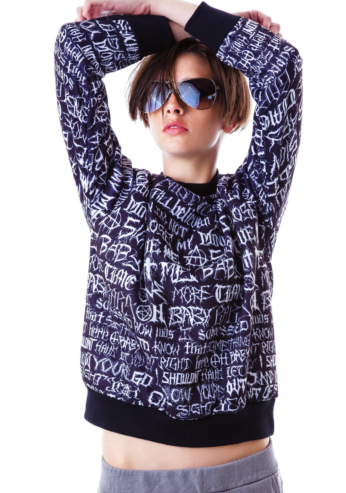 UNIF Brutal Sweatshirt
