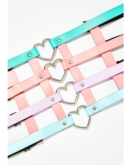 Playdate Princess Cage Belt