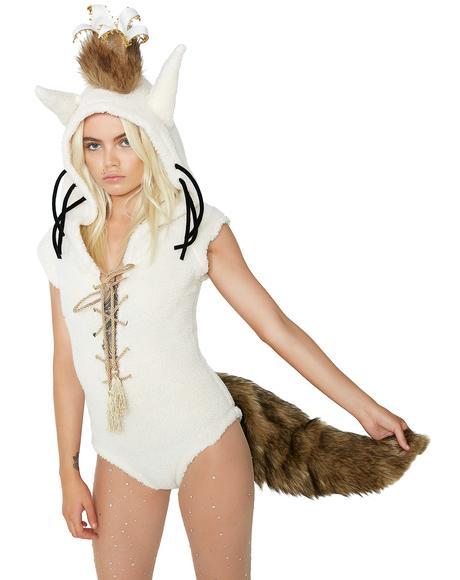 Queen Maxine Costume