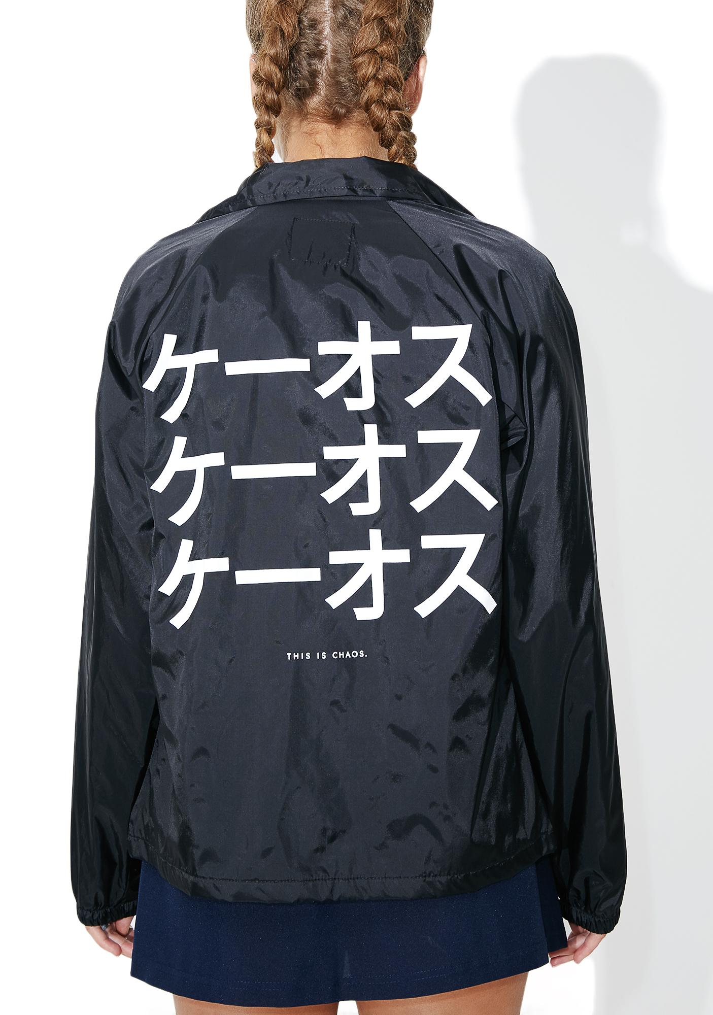 Perspectives Global Katakana Coaches Jacket