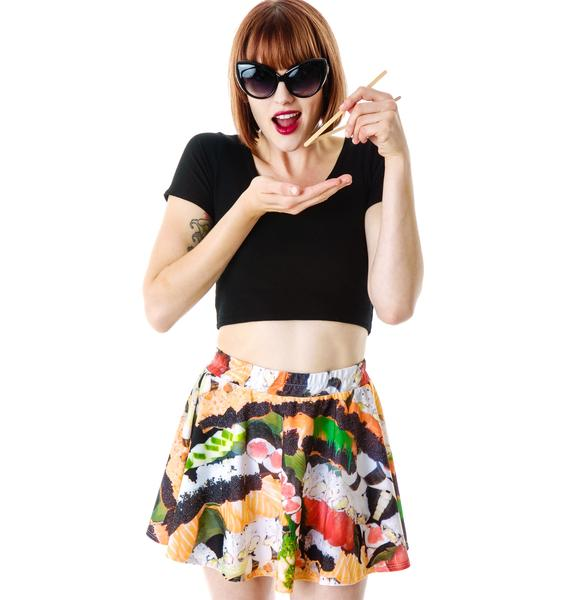 Zara Terez Sushi Skater Skirt