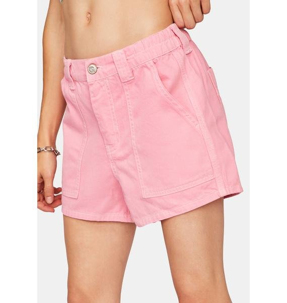 BDG Skate Denim Shorts
