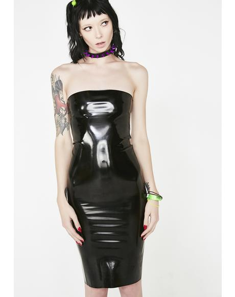 Looming Darkness Bodycon Dress