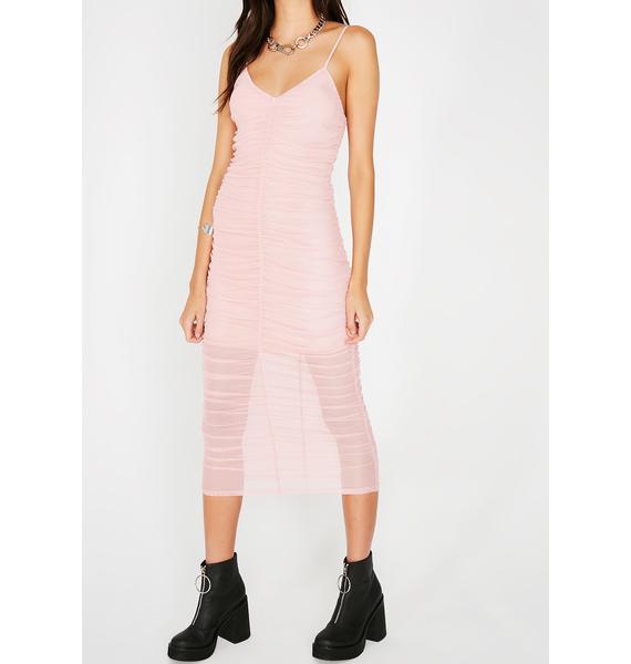Show Me Love Midi Dress