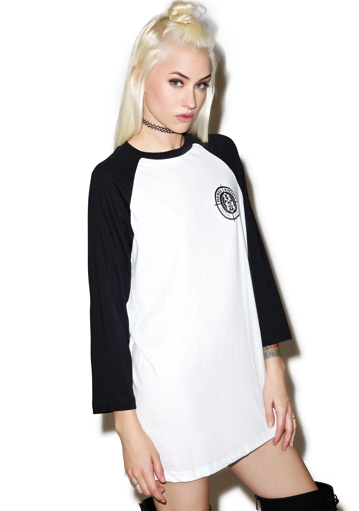Rebel8 Special Operations Raglan