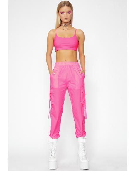 Sweet Radioactive Flair Joggers Set