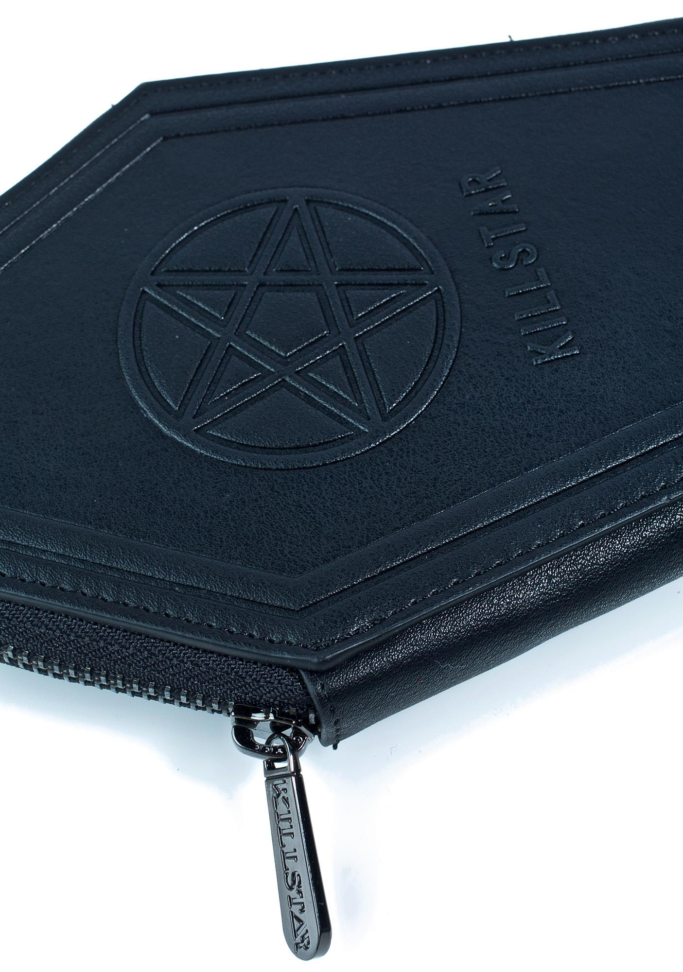 Killstar Casey Coffin Wallet