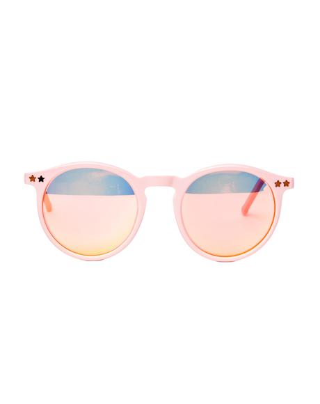 Steff Deluxe Frame Sunglasses