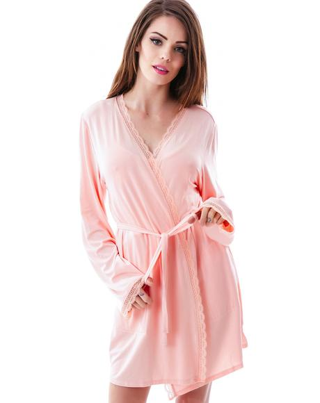 Mon Cheri Never Get Dressed Robe