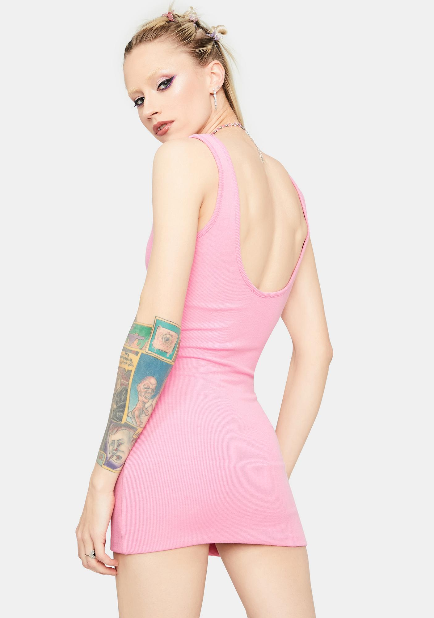 Pixie Dishonest Intentions Mini Dress