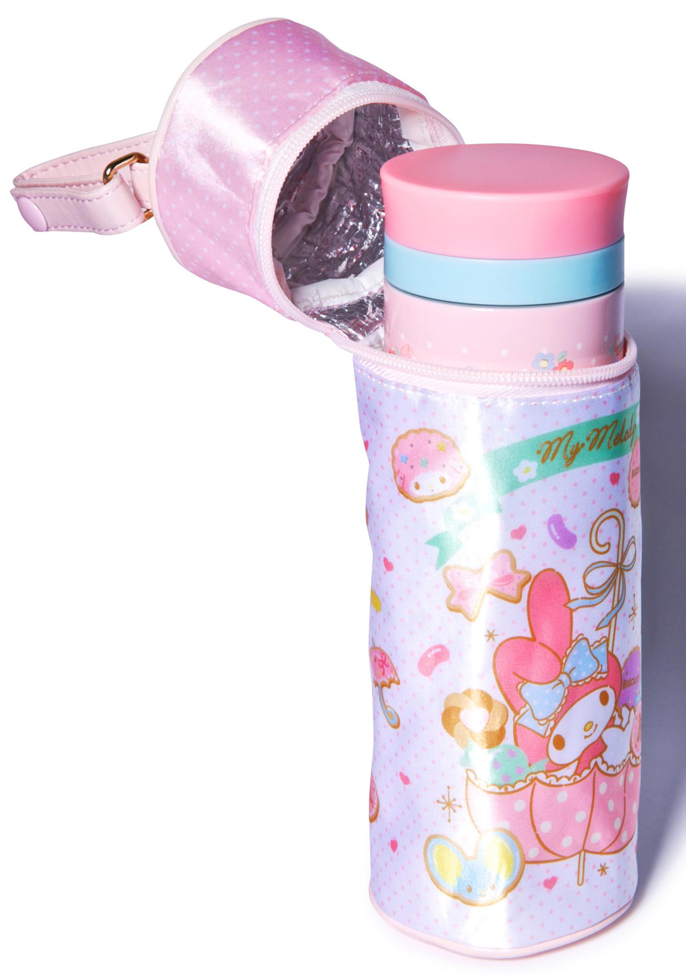 Sanrio My Melody Cherry Water Bottle