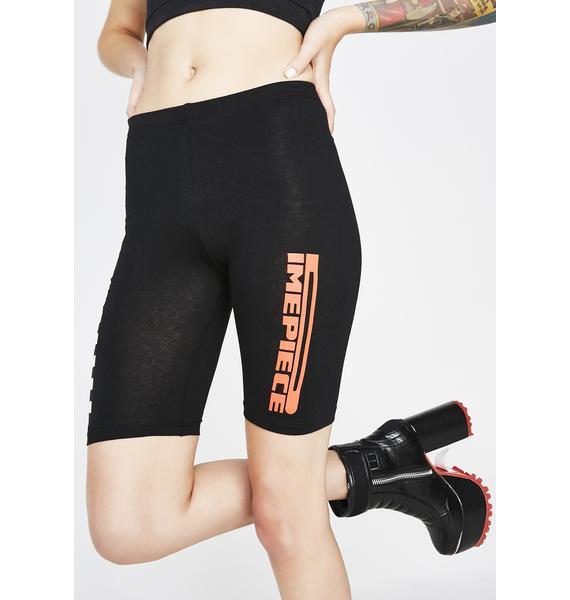 Dimepiece Athleisure Biker Shorts
