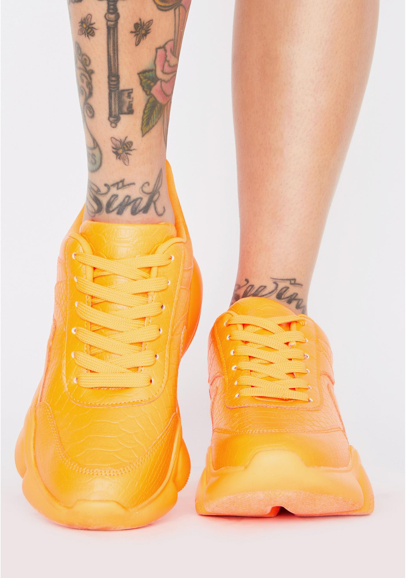 Juicy Living Icon Chunky Sneakers