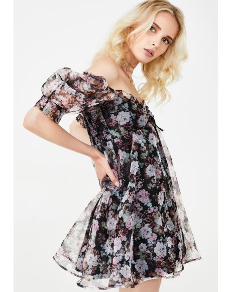 Faye Babydoll Dress