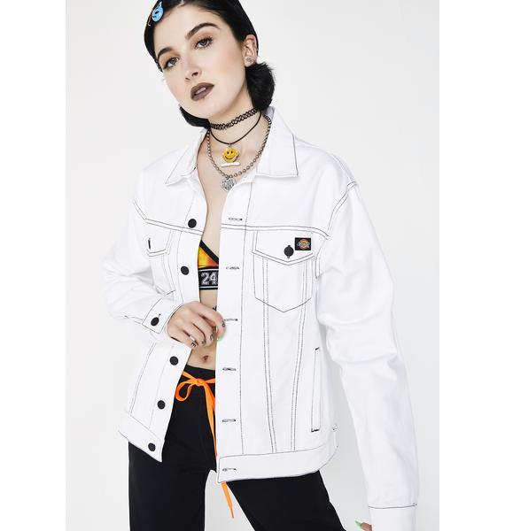 Dickies Girl Denim Spiral Jacket