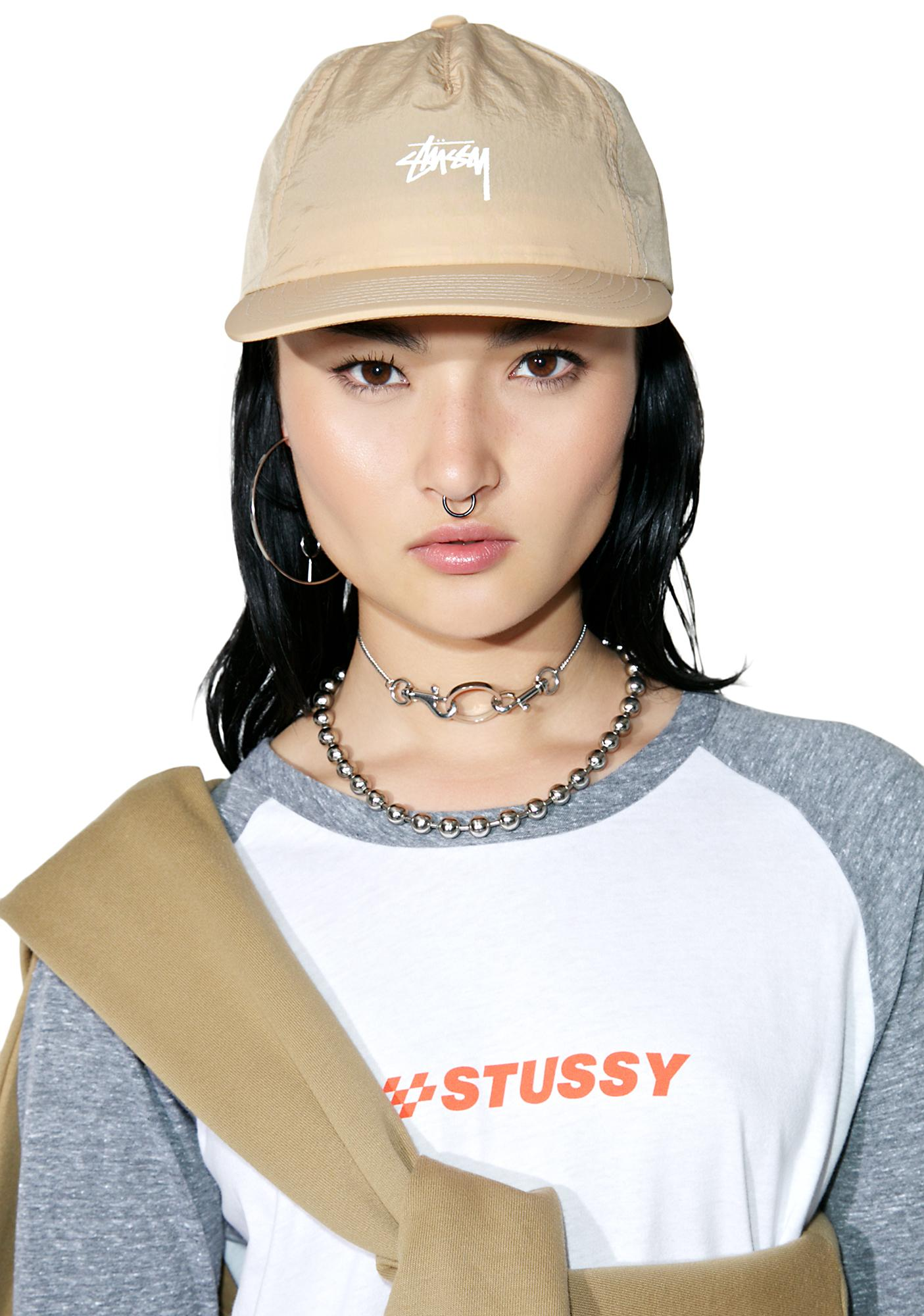 Stussy Euclid Strapback