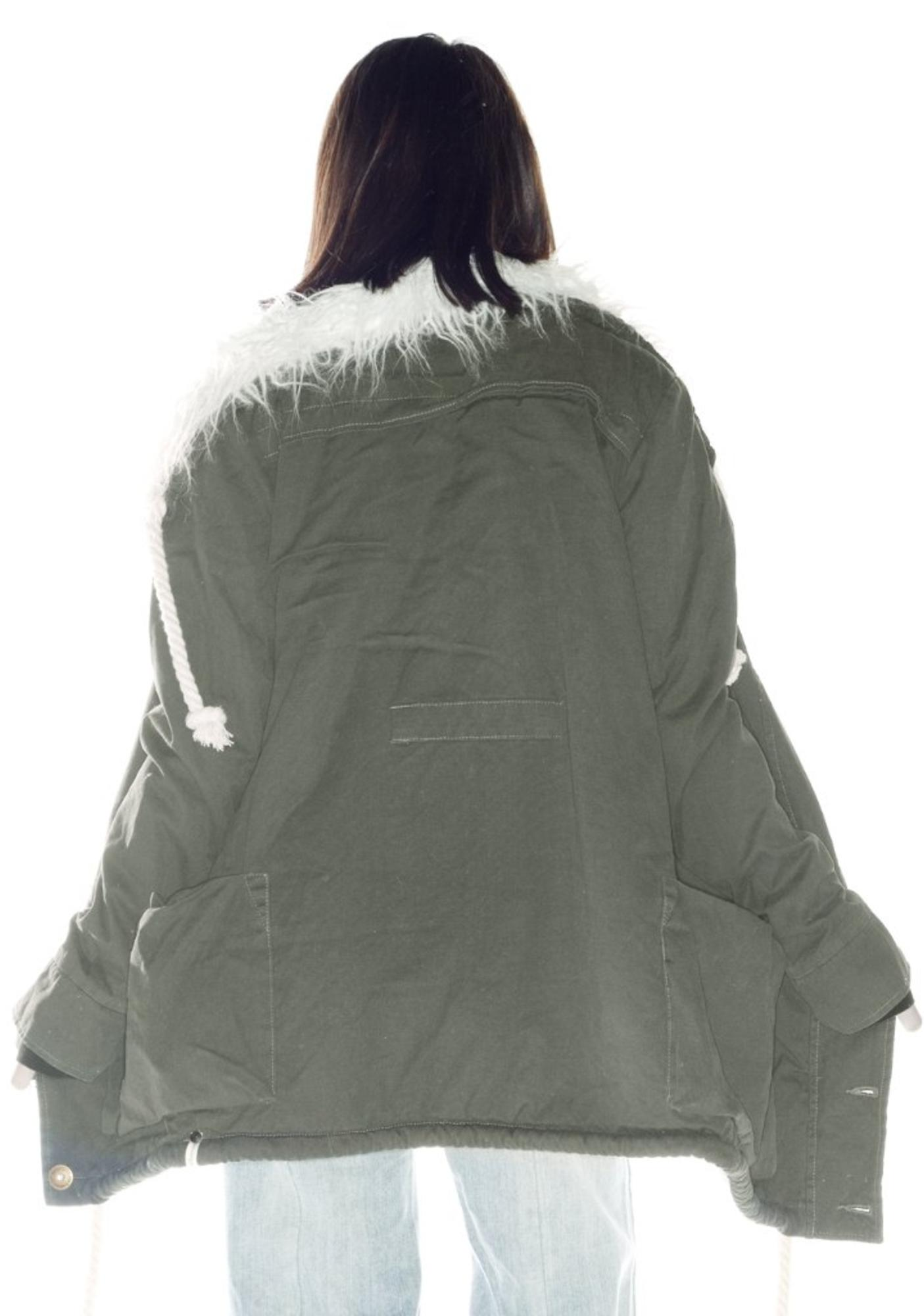 One Teaspoon Defender Duffle Coat