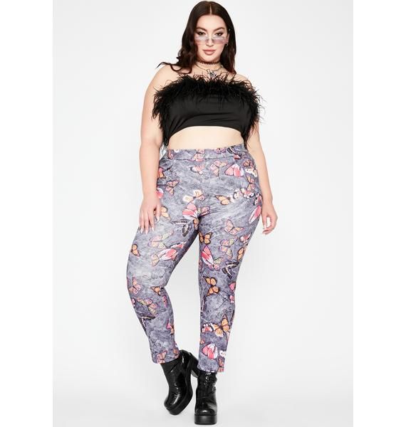 Epic Mystic Nature Butterfly Pants