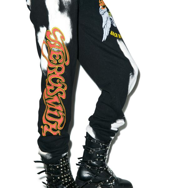 Lauren Moshi Aerosmith Sweatpants