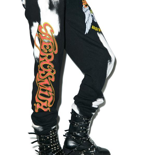 Lauren Moshi Aerosmith Sweatpants