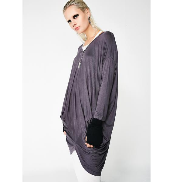 MNML Centro Long Sleeve Blouse