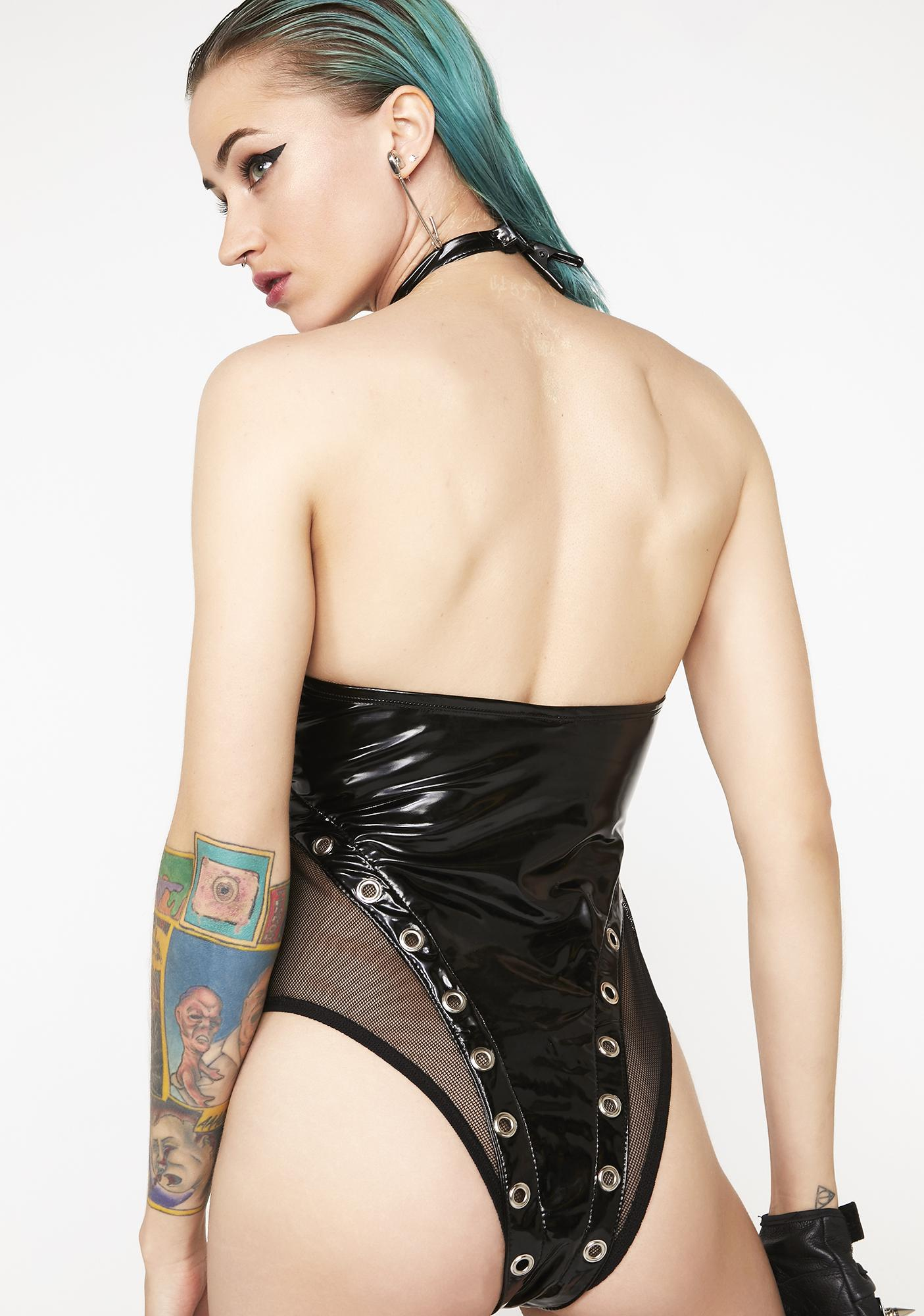 Forplay Wicked Dreams Bodysuit