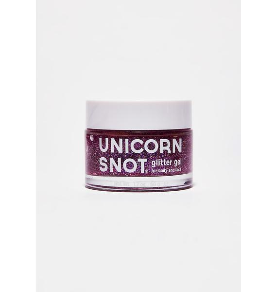 Unicorn Snot Unicorn Snot Purple Glitter Gel