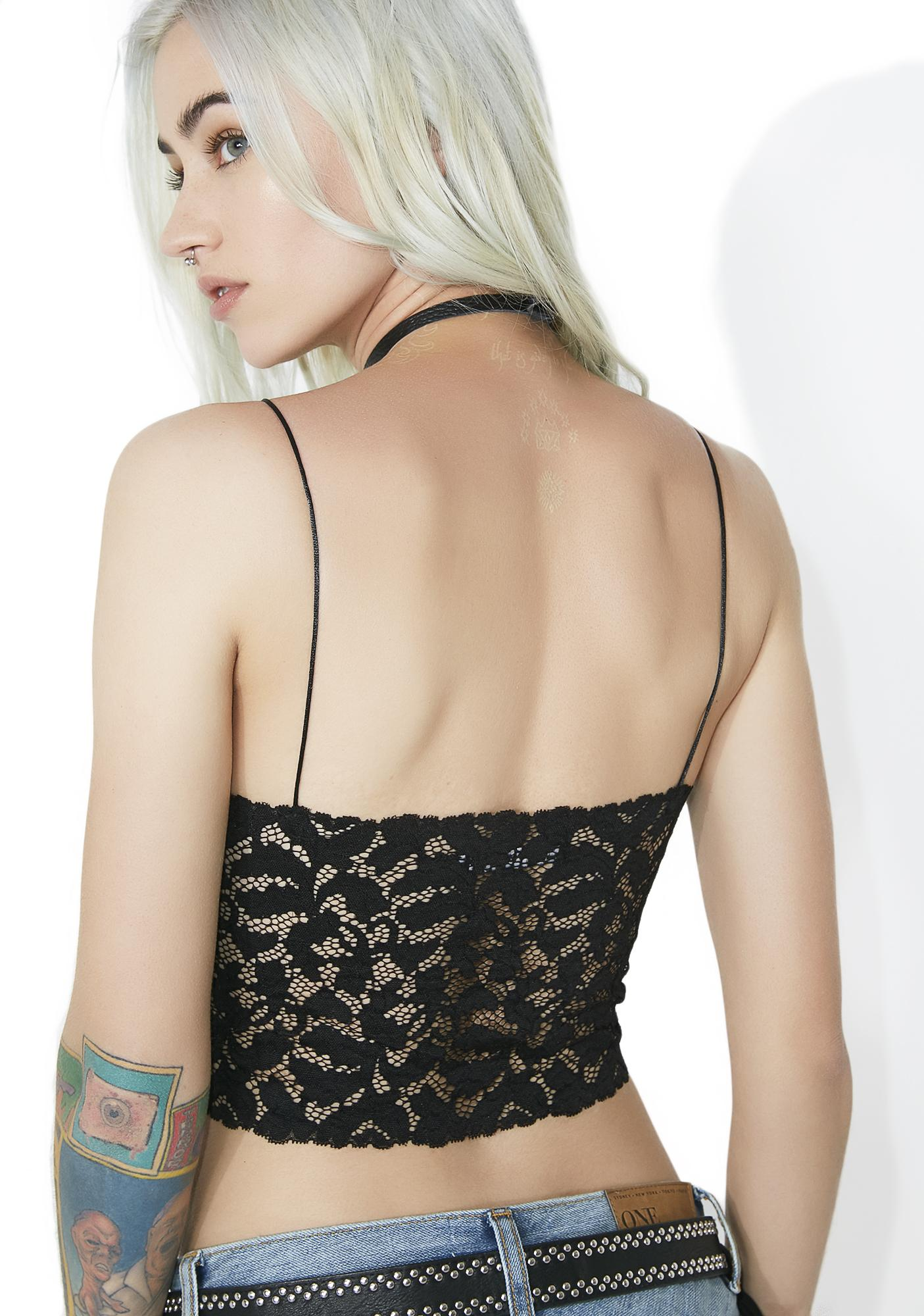 When She Was Bad Longline Bralette