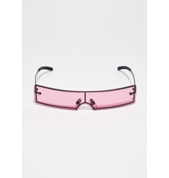 Zooming To Ya Sunglasses
