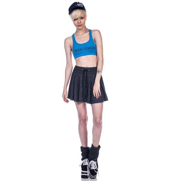 Wildfox Couture Desperate Mornings Spice Girl Top