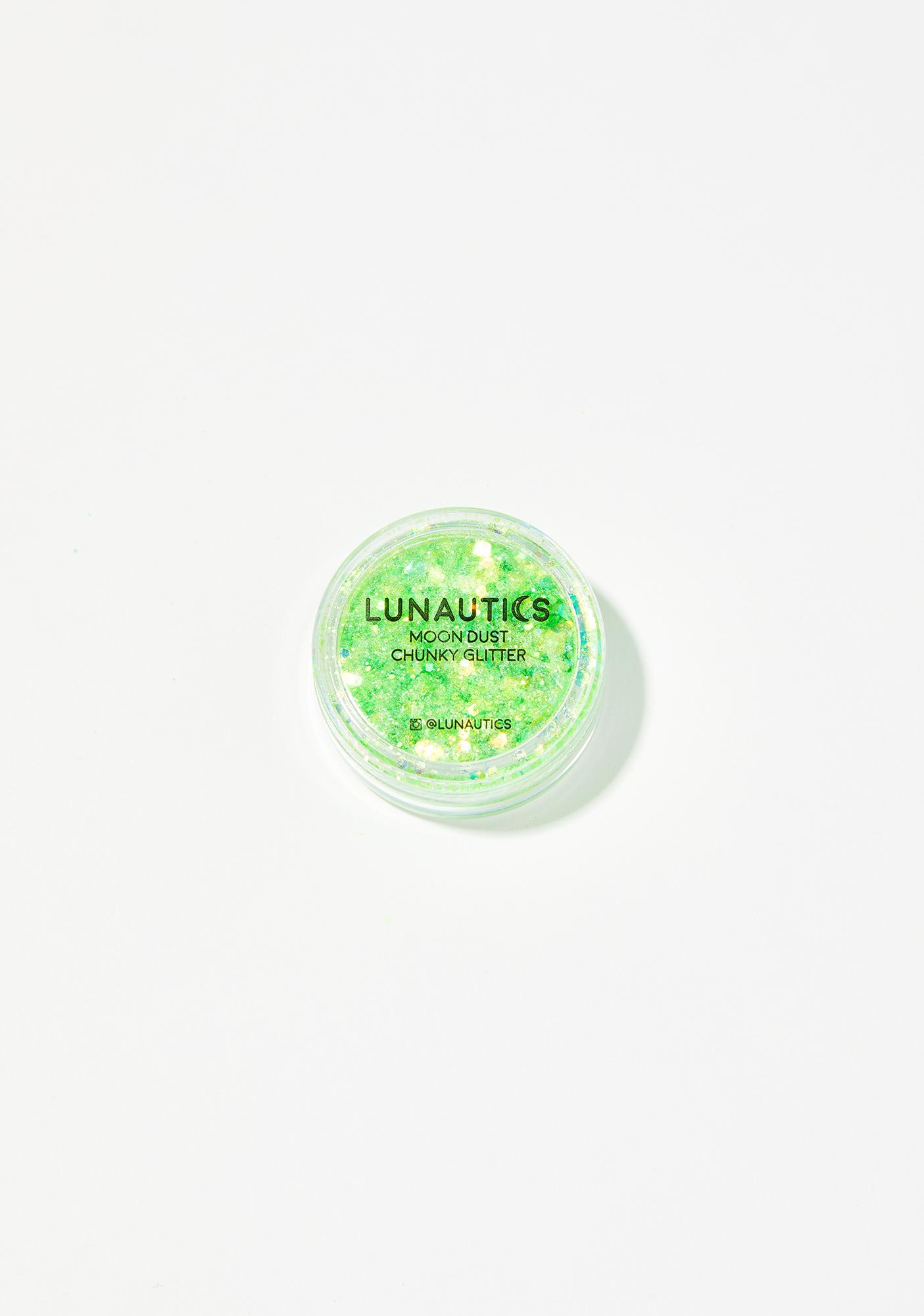 Lunautics Slime Moon Dust UV Reactive Glitter