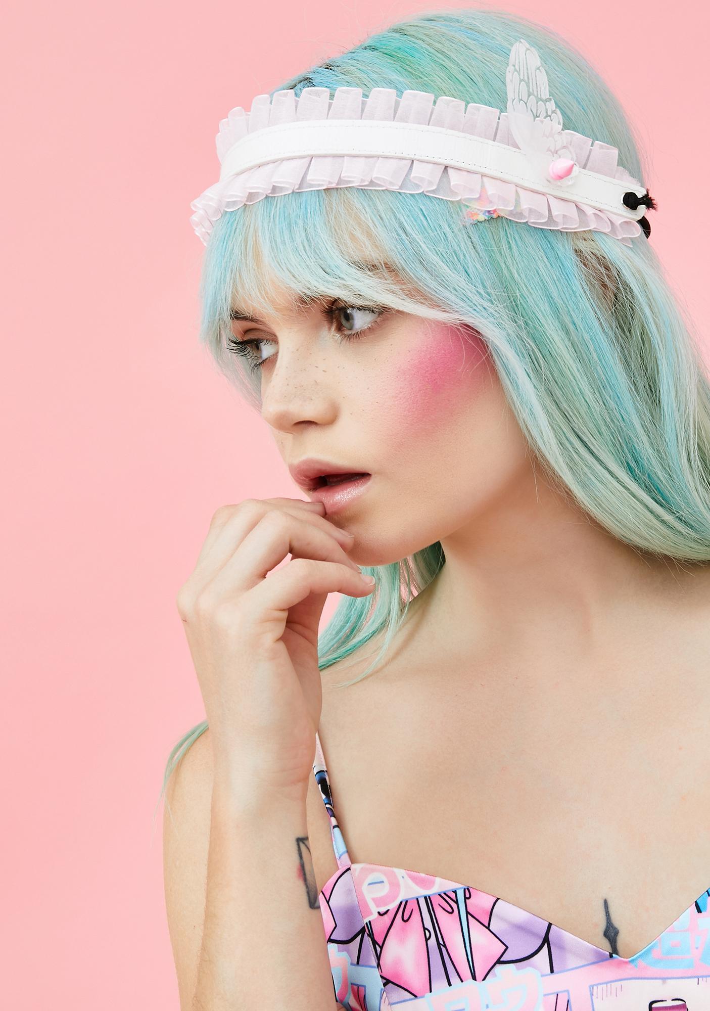 Devil666ish Magical Girl Headband