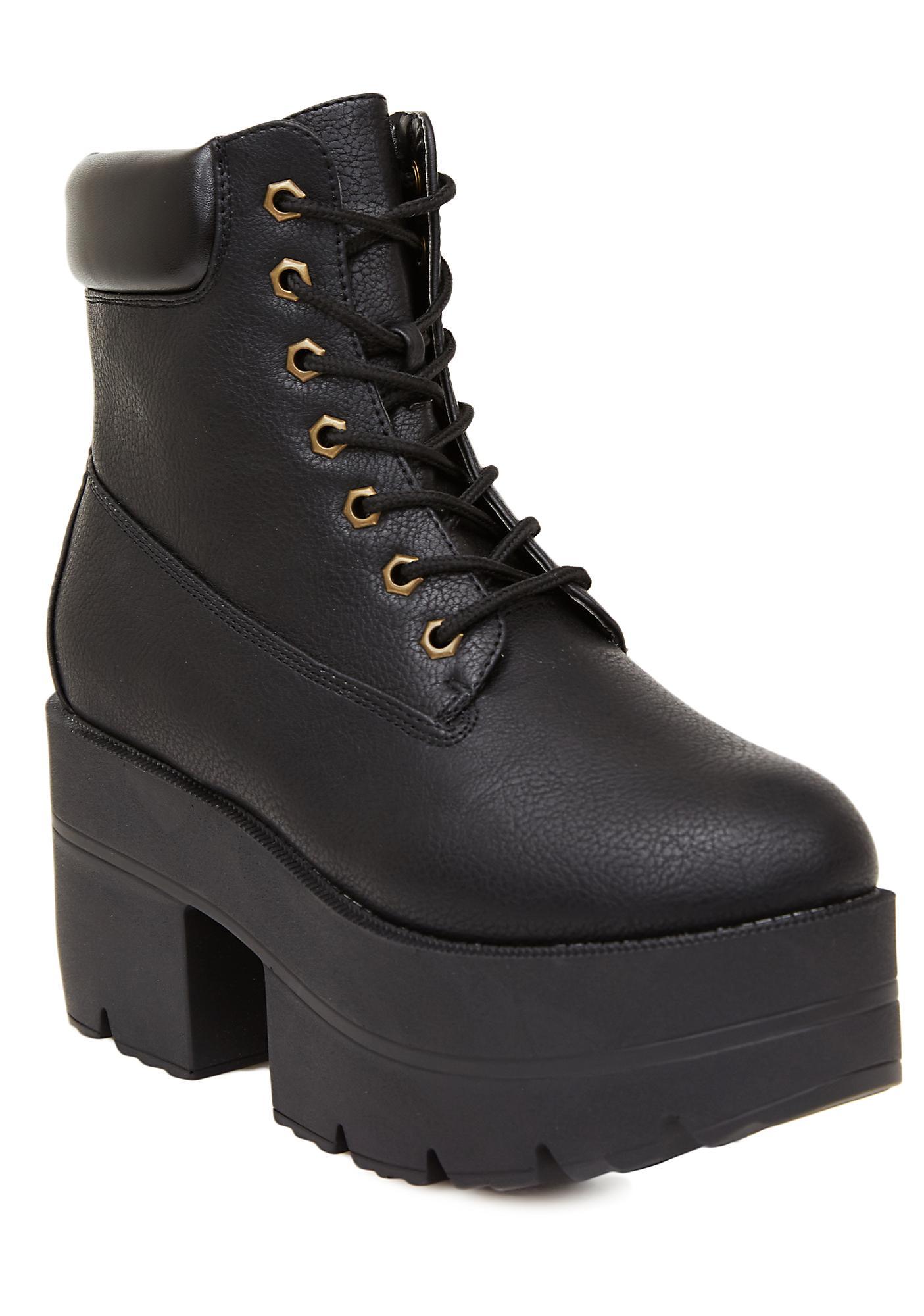 Supreme Hustle Platform Boots