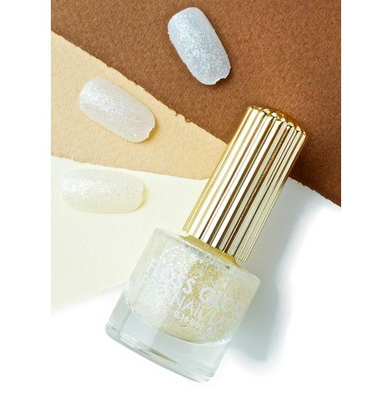 Floss Gloss Crystalina Nail Polish