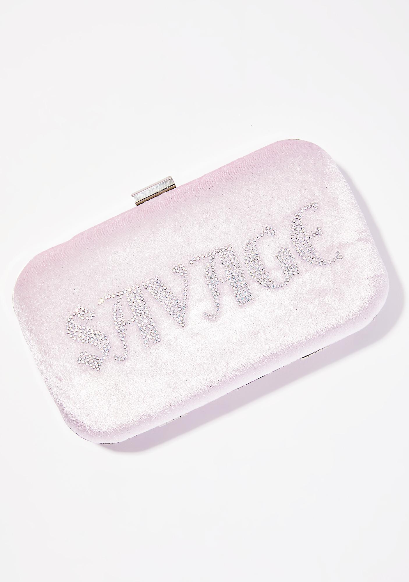 Skinnydip Savage Hard Shell Clutch