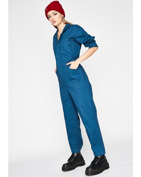 Grease Monkey Carpenter Jumpsuit