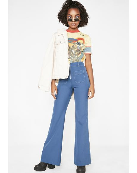 Dreamy Energy Flare Pants