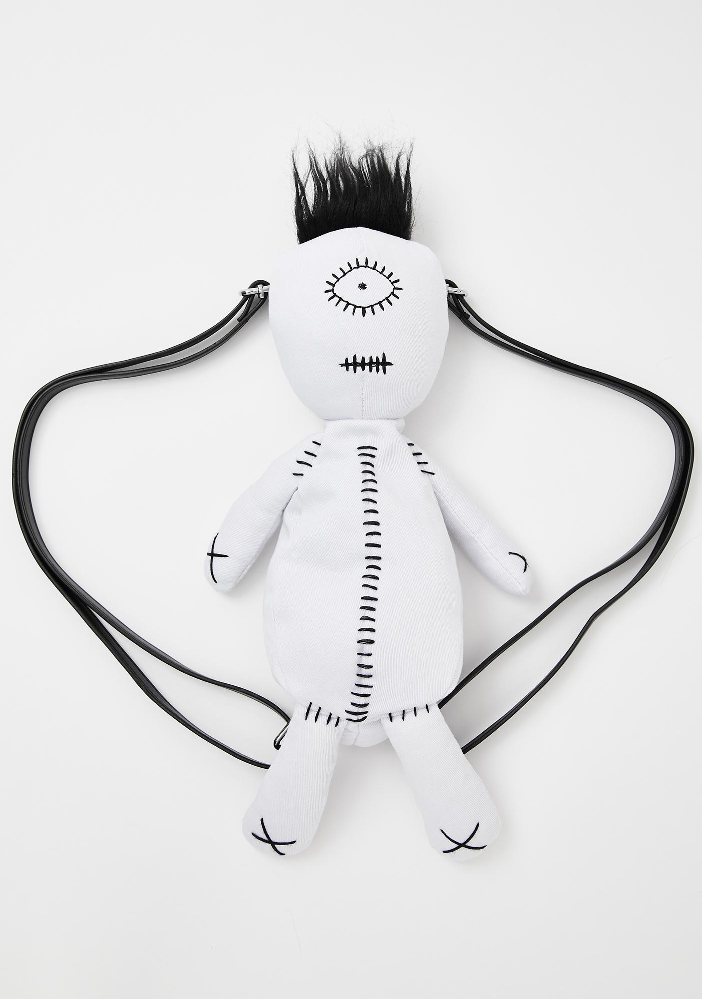 Sugar Thrillz Meet My Ex Voodoo Doll Backpack