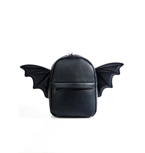 Current Mood Batshit Cray Backpack