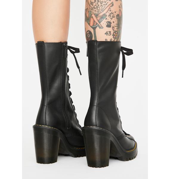 Dr. Martens Carey Heeled Boots